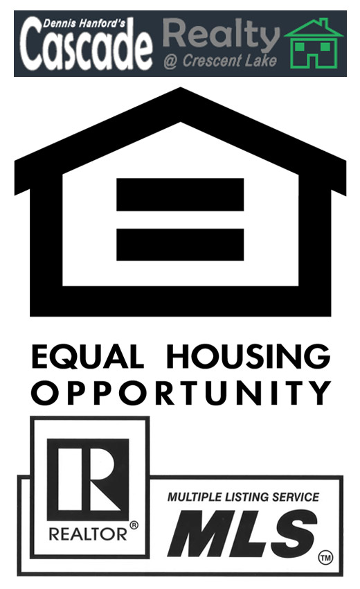 Cascade Realty at Crescent Lake - MLS - Equal Housing Opertunity
